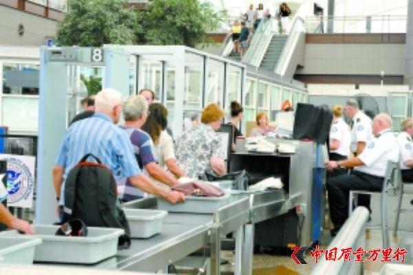 多国机场安检升级 不想误事必看