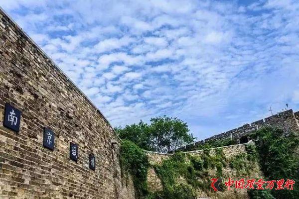 """这些""""书法""""让南京明城墙600年屹立不倒!"""