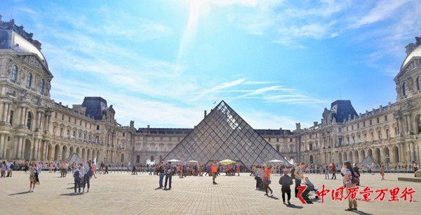 曾经居住过50位国王的宫殿,现在是拥有世界三宝的四大博物馆