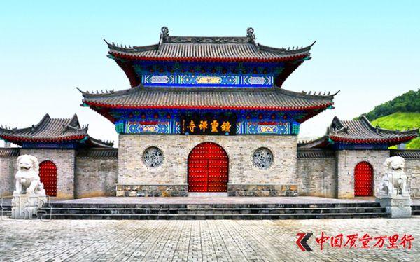 建在火山口里的黑龙江神秘寺庙 供奉罕见肉身菩萨竟不收门票!