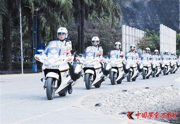 旅游警察走出国门