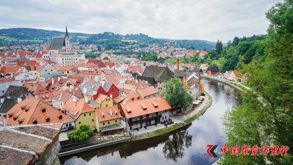 世界最美小镇 美哭了的捷克CK小镇