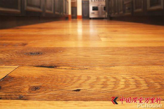 地板玩出新花样 你的家将会耳目一新