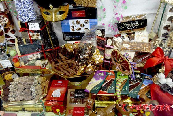 比利时巧克力,含在口中的艺术品