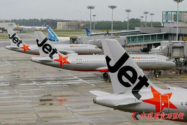 捷星航空飞机空调故障致百名乘客被困 5人被热晕