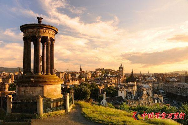 爱丁堡:重返《哈利·波特》诞生地 感受神秘缤纷苏格兰风情