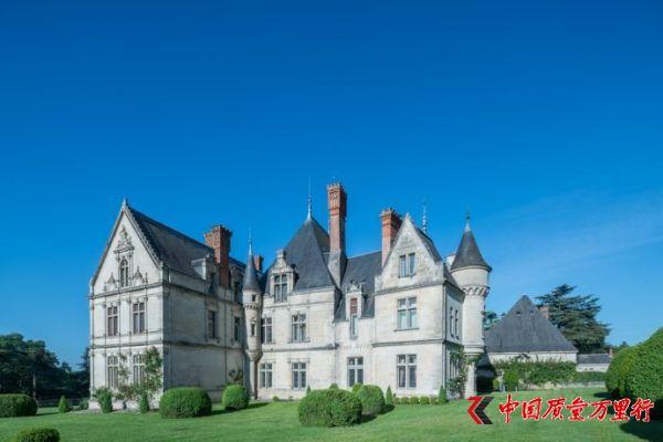 今夜,与轰动法国历史的女人,波旁王朝创始人亨利四世的挚爱同在一个城堡中