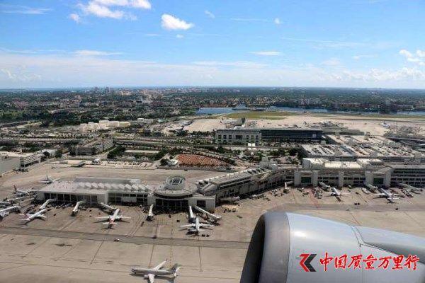 美迈阿密国际机场航站楼发生枪击事件 已暂时关闭