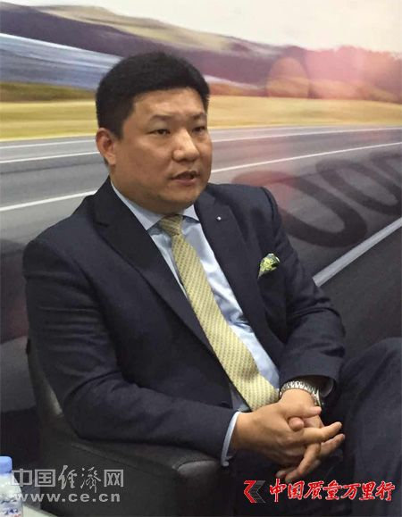刘智:300万辆成宝马在中国市场发展新里程碑