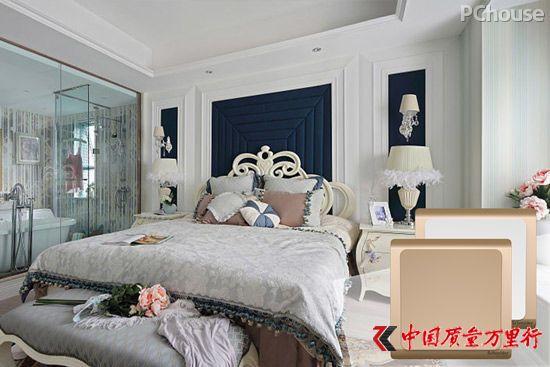 格调金和轻逸金与美式家装风格搭配场景