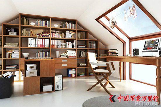 无限创意节省空间 温馨书房必备三宝