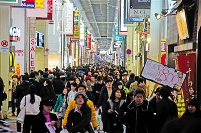 日本旅游乱象:跟团游变购物游 游客被诱导买千元药品
