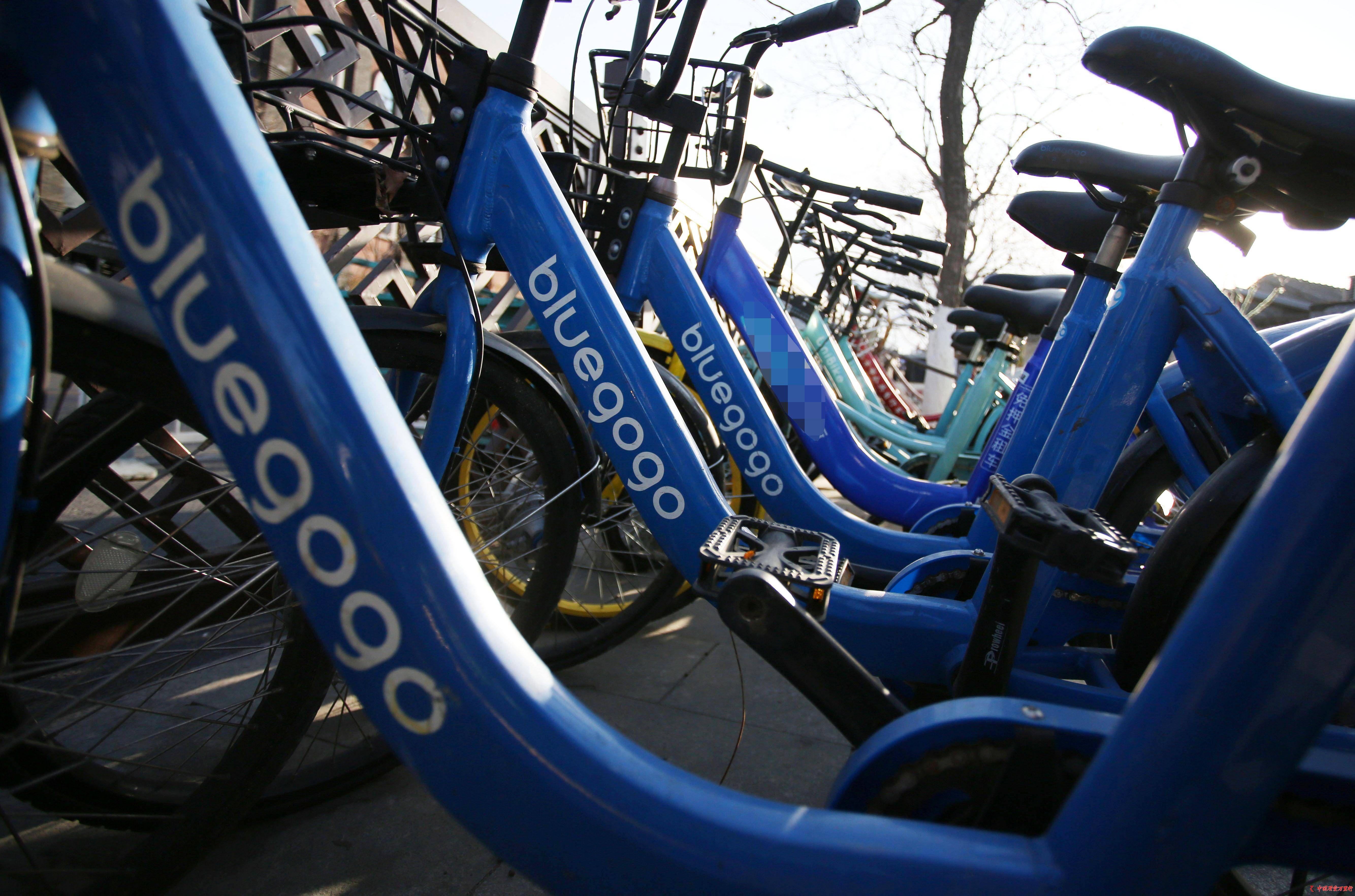 小蓝车死亡日记:共享单车其实是烧钱经济