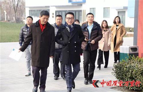绿叶科技董事长徐建成实地考察廊坊市龙河高新技术产业区