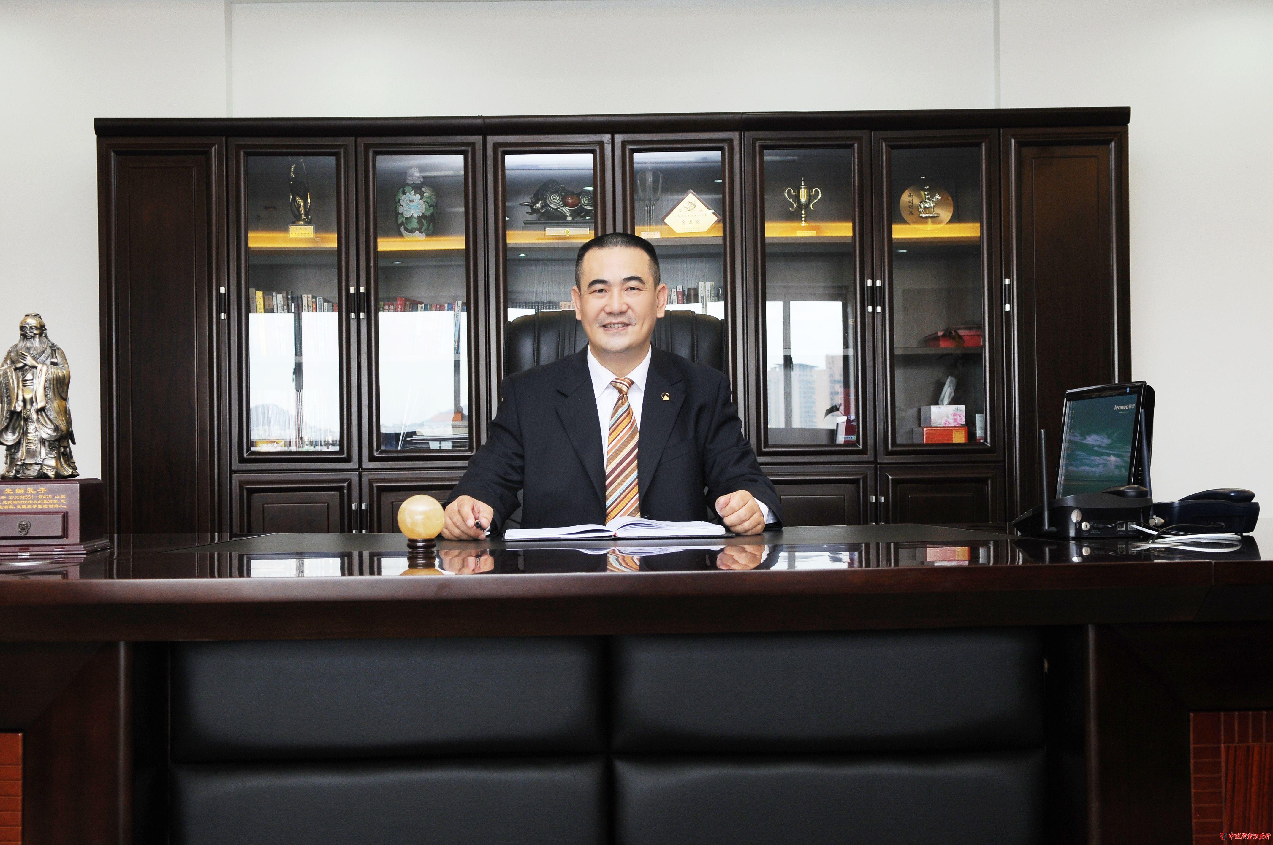 """太阳神执行董事长朱厚丞谈企业家""""工匠精神"""""""