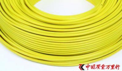 质量抽检:电线电缆117批次不合格占13%