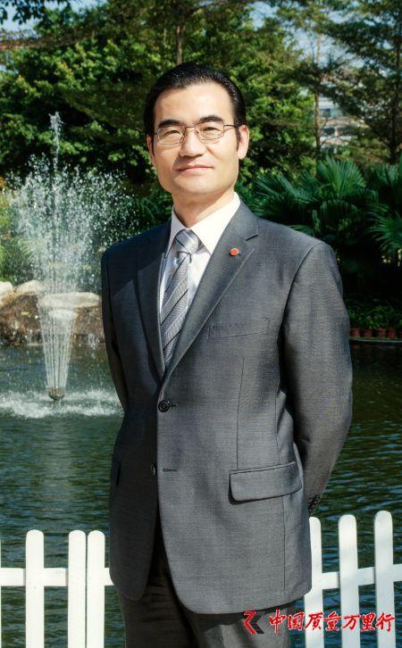 和治友德董事长韩金明寄语2018中国质量万里行315活动