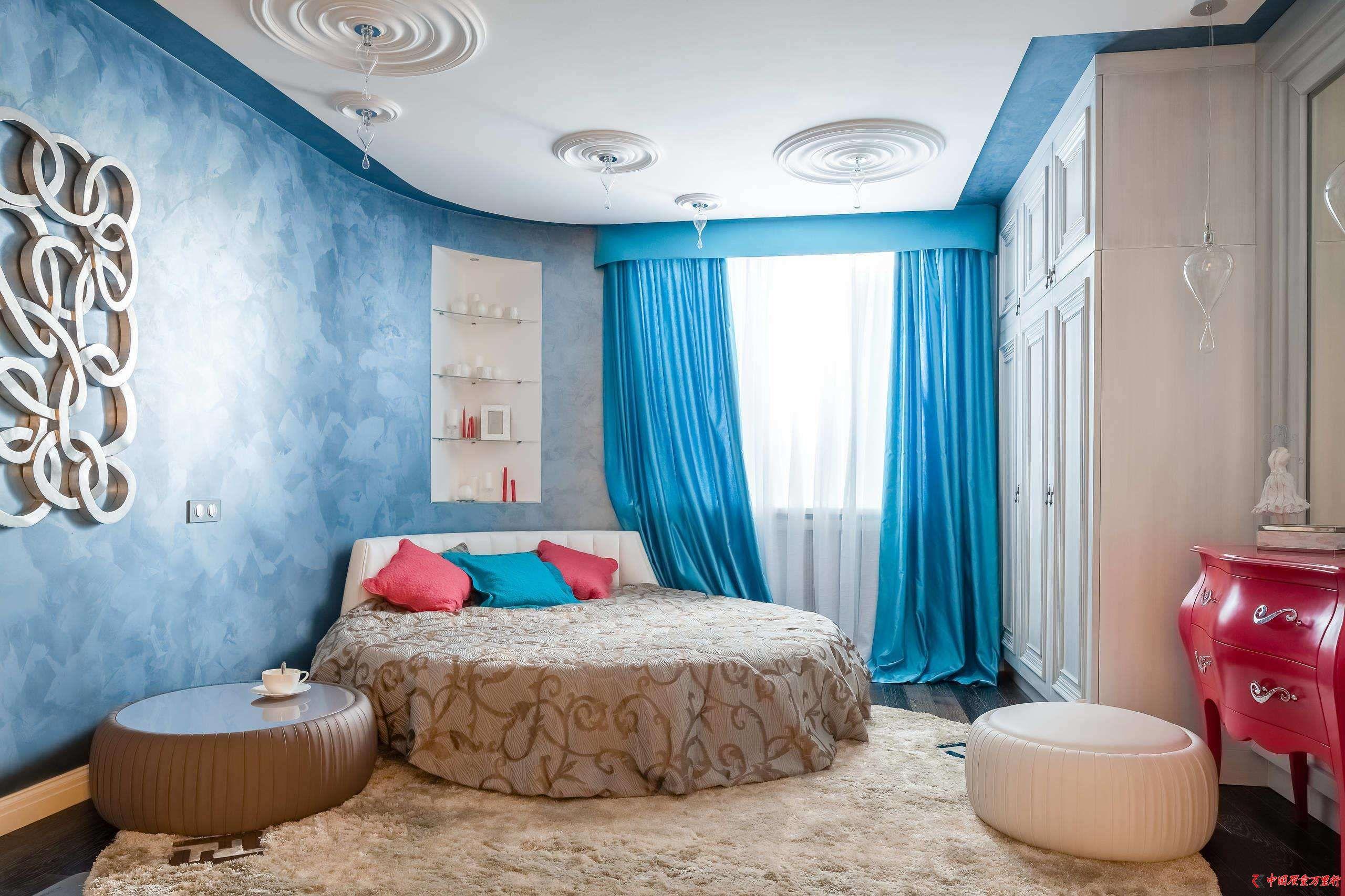 卧室变大不是梦,让装修达人教你空间放大术!
