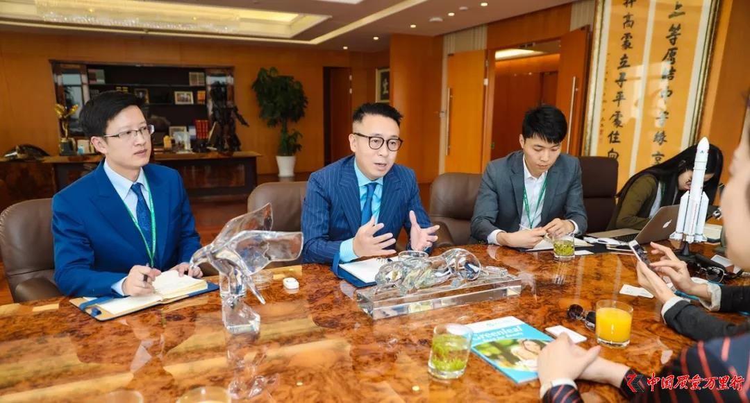 国家网球运动中心主任孙晋芳调研绿叶科技
