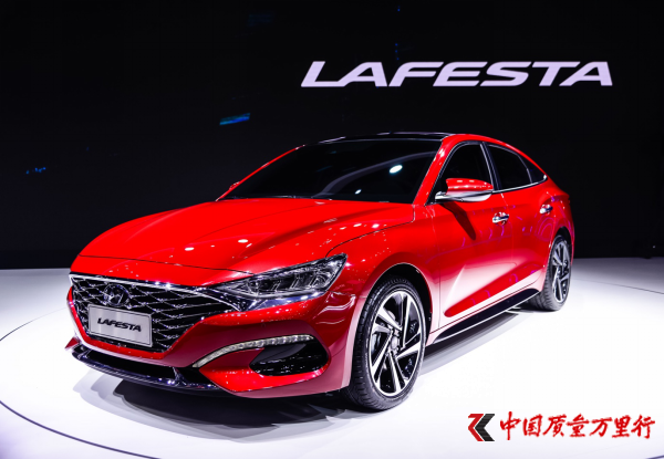 北京现代首款高性能轿跑国内首发