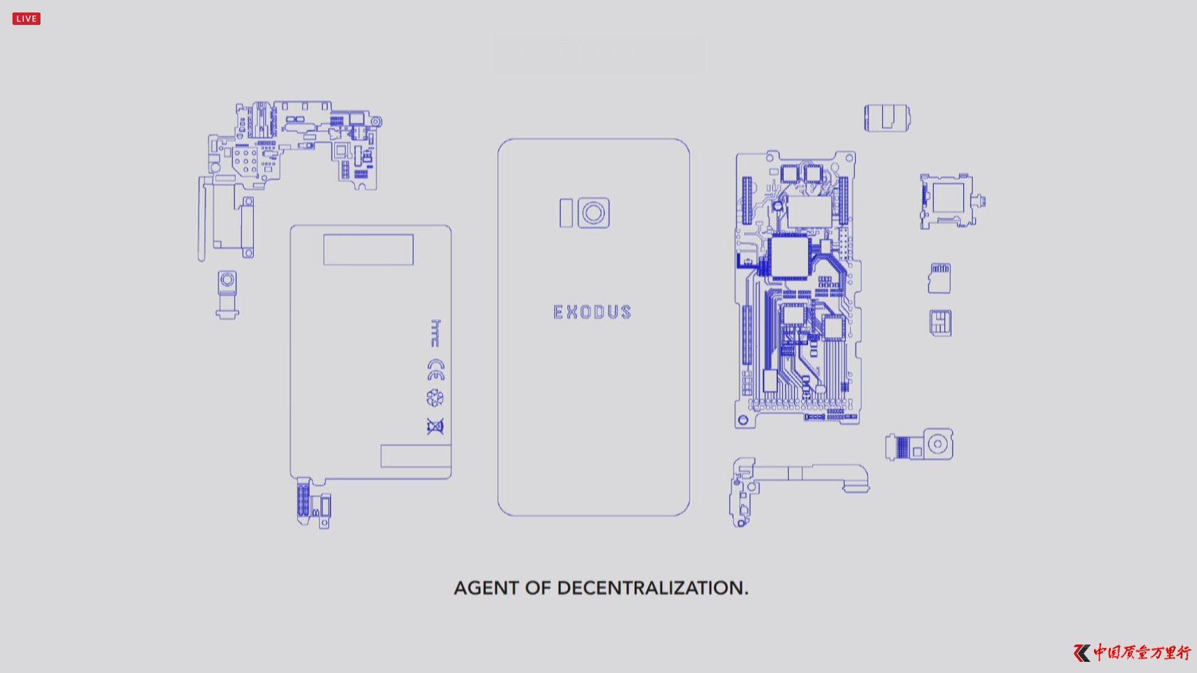 HTC推出区块链手机,是颠覆Or最后一搏?