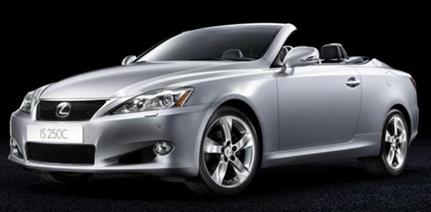 丰田汽车(中国)投资有限公司召回部分进口雷克萨斯IS、GX系列汽车