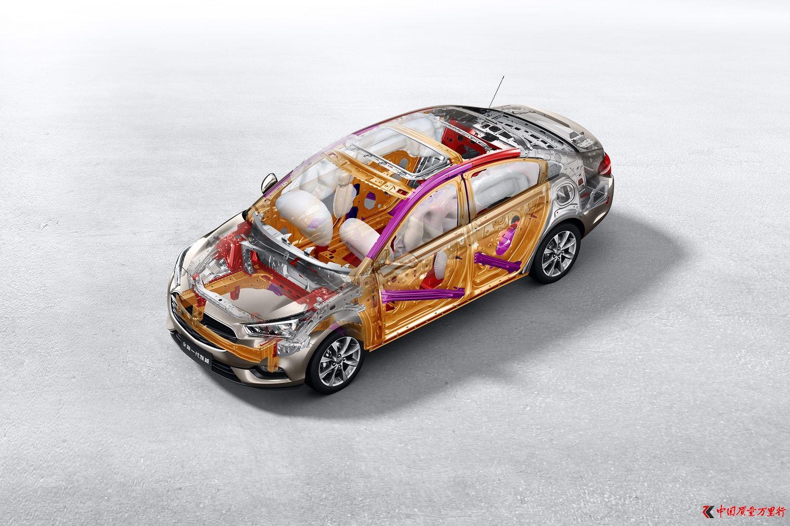 全新一代别克凯越树立入门家轿安全新标准