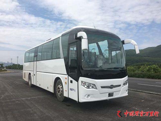 桂林大宇客车有限公司召回GDW6117HKE型旅游客车