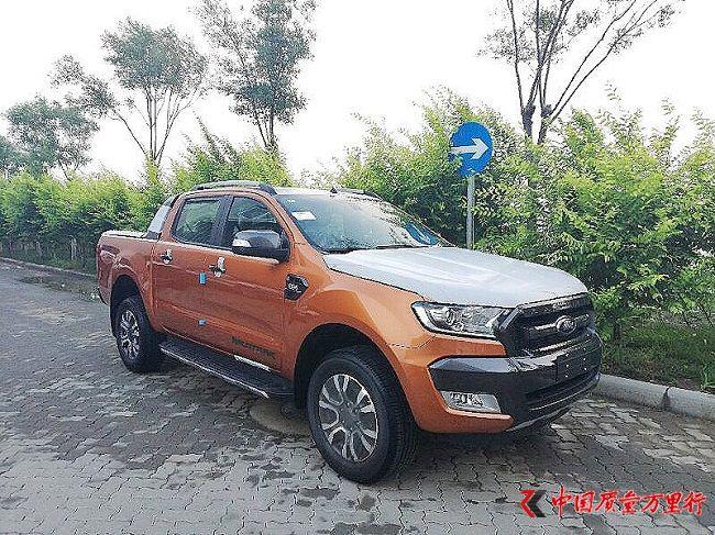 中进汽贸(天津)进口汽车贸易有限公司召回部分进口福特Ranger汽车