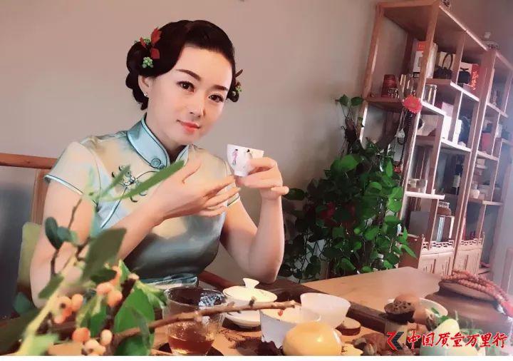 理想河南区最美茶人郭红贵:茶如人生,人生如茶