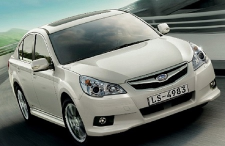 斯巴鲁汽车(中国)有限公司召回部分进口力狮、傲虎汽车