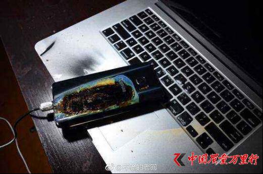 手机自燃案背后:三星正逐渐失去中国消费者