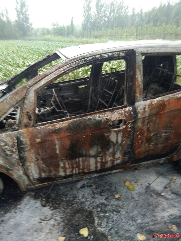 电动车自燃频发 不容忽视的安全隐患