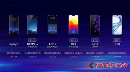 从vivo和屏幕指纹谈起 中国厂商会不会主导手机行业未来?