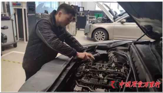 3.2 向劣质备件说不丨劣质油气分离器 导致爱车出问题!