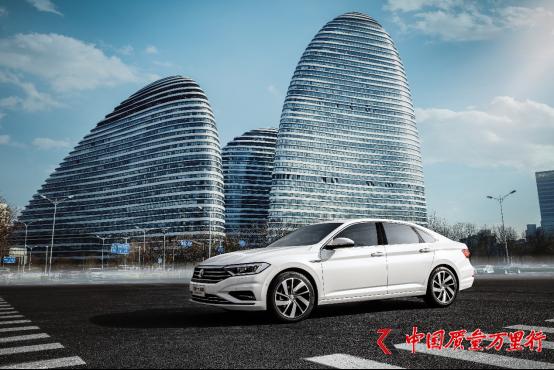 全新一代速腾刷新A+级轿车细分市场标准