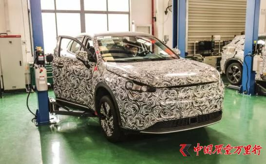 科技创新 2019绿驰汽车用实力构建未来出行