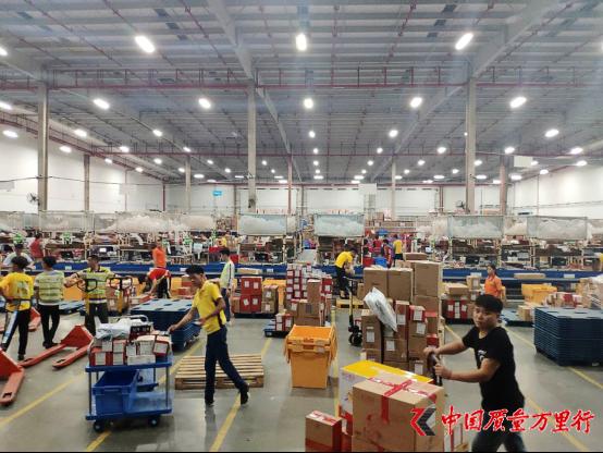 苏宁618一小时战报:订单量同比增长215%