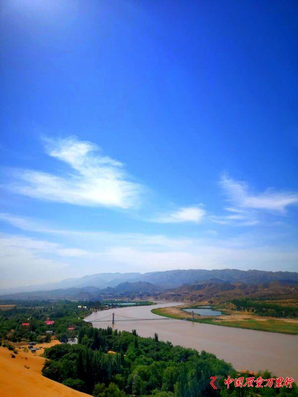 宁夏颂之中卫•青铜峡•西夏篇