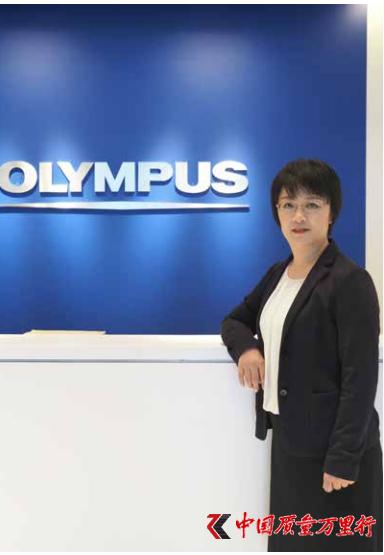 百年奥林巴斯的中国化之路――专访奥林巴斯(中国)集团董事长杨文蕾