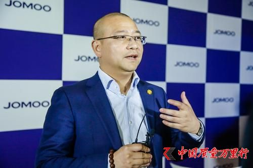 以智能物联连接世界 打造中国品牌新名片——访九牧厨卫股份有限公司副总裁严桢