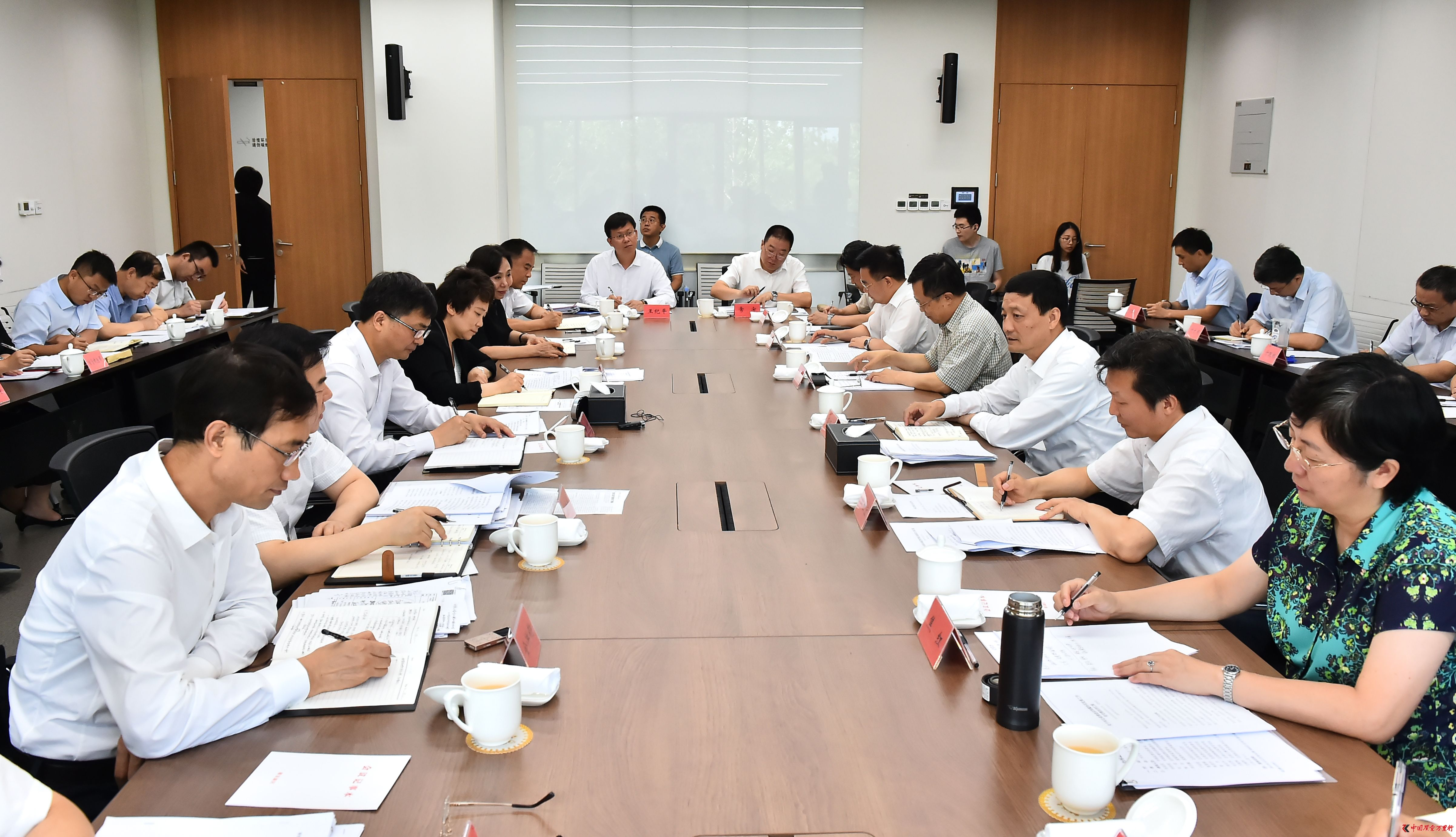 总局领导赴河北调研:扎实开展主题教育,助推京津冀协同发展和雄安新区建设