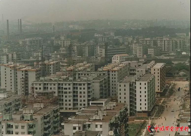 【越秀地产】成就美好生活(1983-1991):敢为人先 缔造第一代商品房