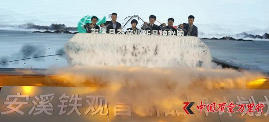 """福建安溪铁观音""""新品牌联盟""""成立, 拼多多助力茶产业数字化转型"""