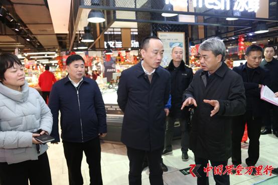 湖南【年关守护(2020)】专题跟踪报道:怀化市副市长唐浩然带队检查年关质量安全工作