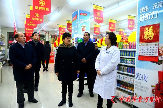 湖南【年关守护(2020)】专题跟踪报道:湘西州副州长向清平检查春节市场安全生产工作
