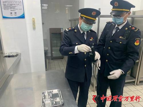 上海市网上十大正规赌博网站监管部门联合教委、公安 开展全覆盖检查 护航新学期学校食品安全