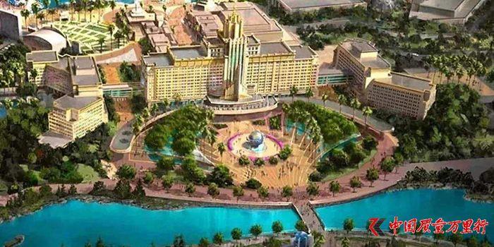 北京环球影城主题公园明年5月开园 已进入设备调试阶段
