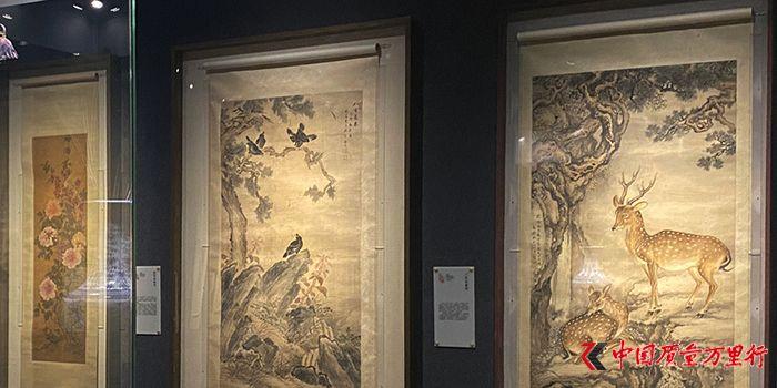 百花呈瑞-南京博物院藏历代花鸟画迎春特展