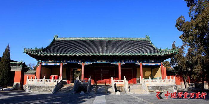 拆筒瓦重做,底瓦不动,揭秘北京历代帝王庙修缮过程
